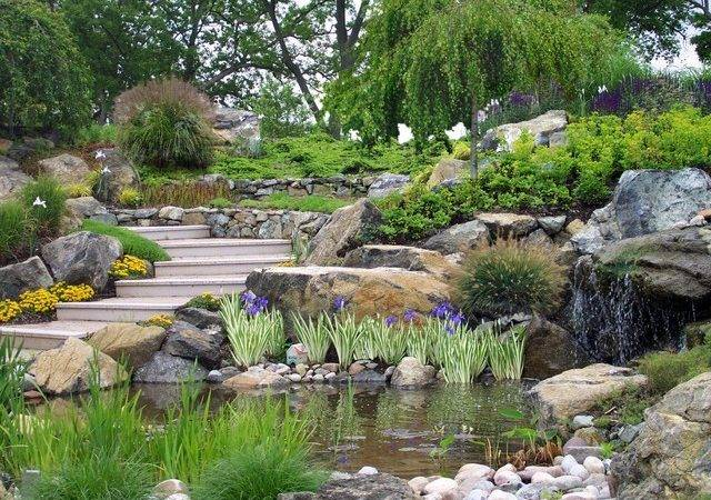 Creative Sustainable Waterfront Landscape Design Eastern Shore