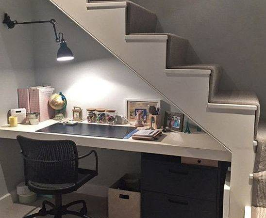 Creative Under Stairs Remodelling Ideas Small House Decor