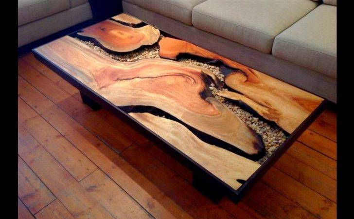 Creative Wood Furniture House Ideas Chair Bed Table