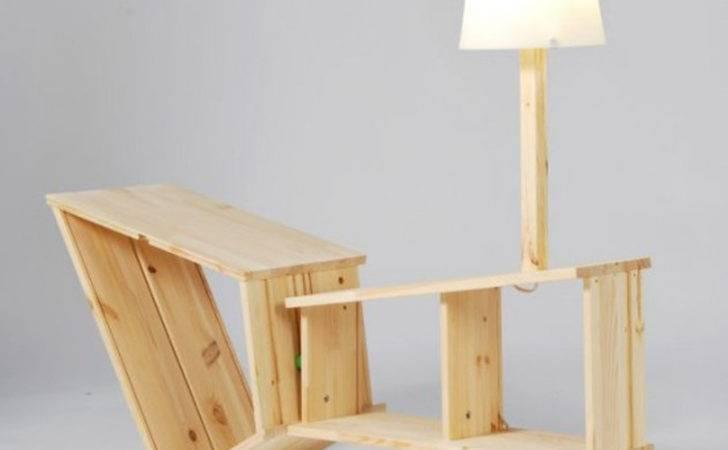Creative Wooden Furniture Ideas Iroonie