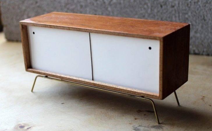 Credenza Via Etsy Miniature Furniture Dollhouse