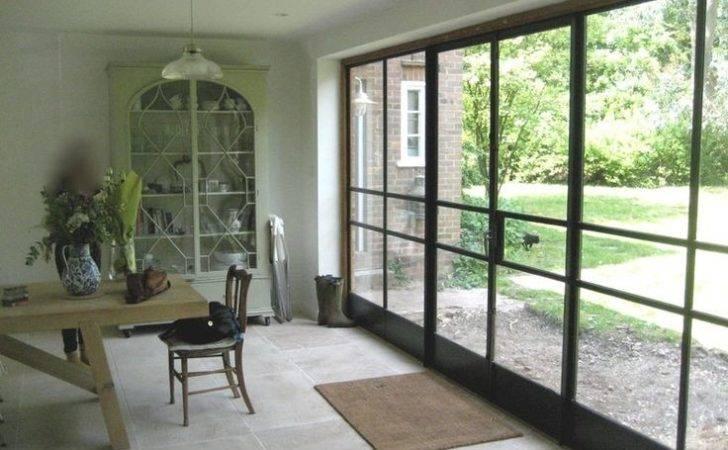 Crittall Door Screen Lightfoot Windows Kent Ltd House