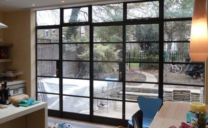 Crittall Steel Doors Installed Lightfoot Windows Kent Ltd Let