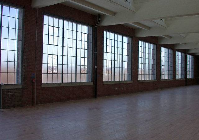 Crittall Windows Contemporary Hall Other Metro Steel
