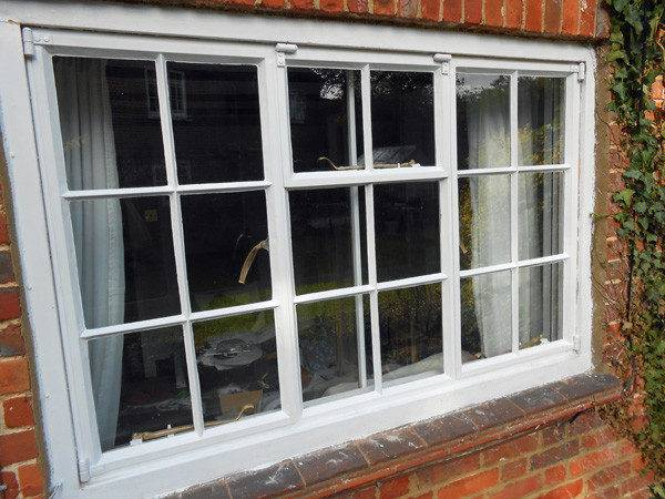 Crittall Windows Replacement Steel Leaded Secondary