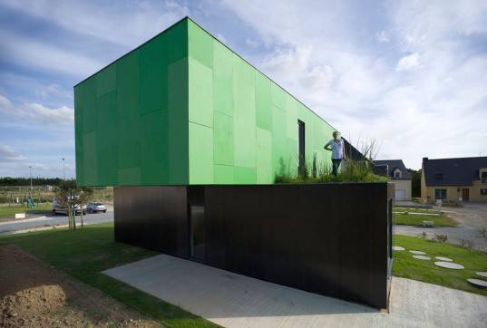 Crossbox Beautiful Modular Container Home France