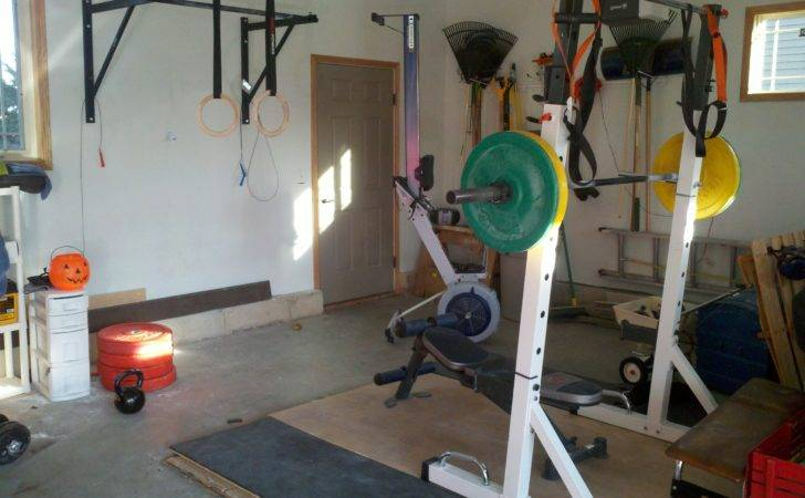 Crossfit Home Gym Setup Building Costs