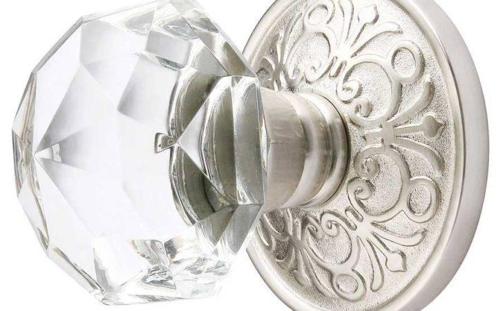 Crystal Door Knob Shop Glass Knobs Homestead Hardware