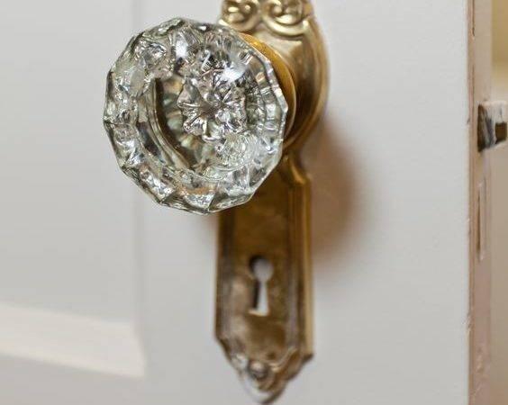 Crystal Door Knobs Pinterest