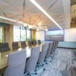 Crystal Foldscapes Ceiling Tiles Wall