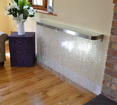 Crystal Radiator Covers Console Tables Modern
