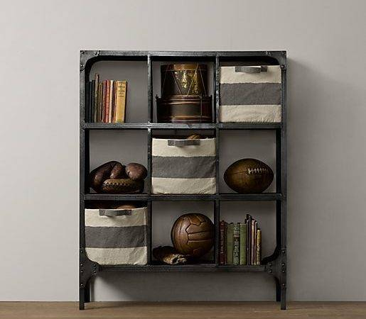 Cubby Shelving Restoration Hardware Has Enough Space