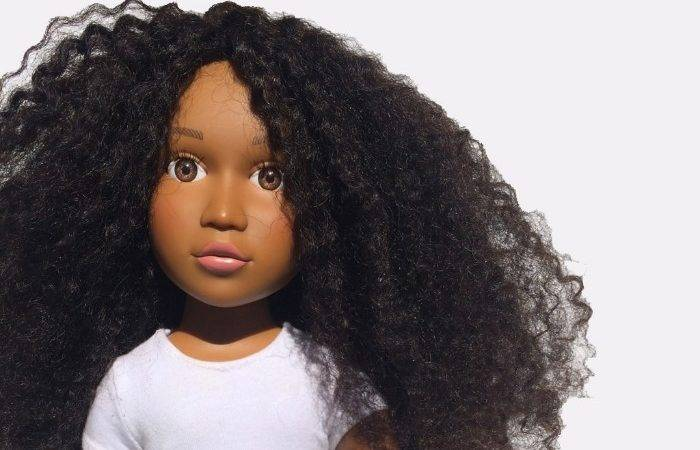 Cuddliest Dolls Created Black Brown Kids Mind Best