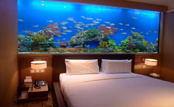Cuisine Amazing Home Wall Aquariums Design Ideas Best