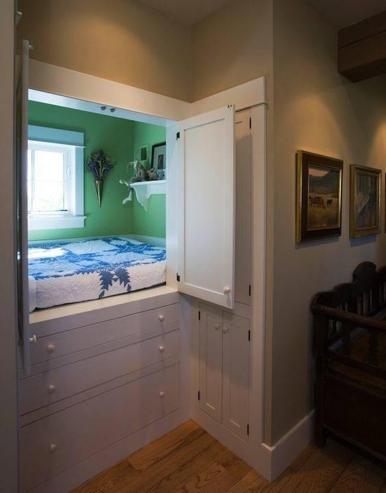 Cupboard Beds Cabinet Bed Doors Hidden