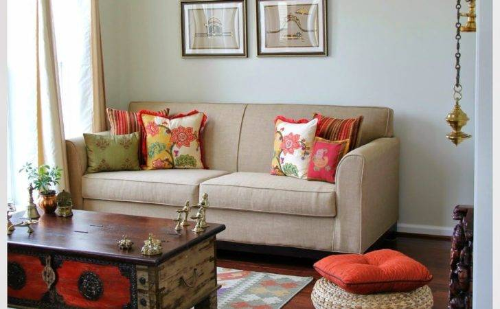 Curated Home Decorated Interiors Indian