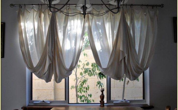 Curtain Hanging Ideas Home Design
