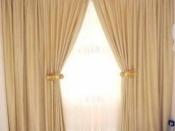 Curtain Styles Ceramic Floor