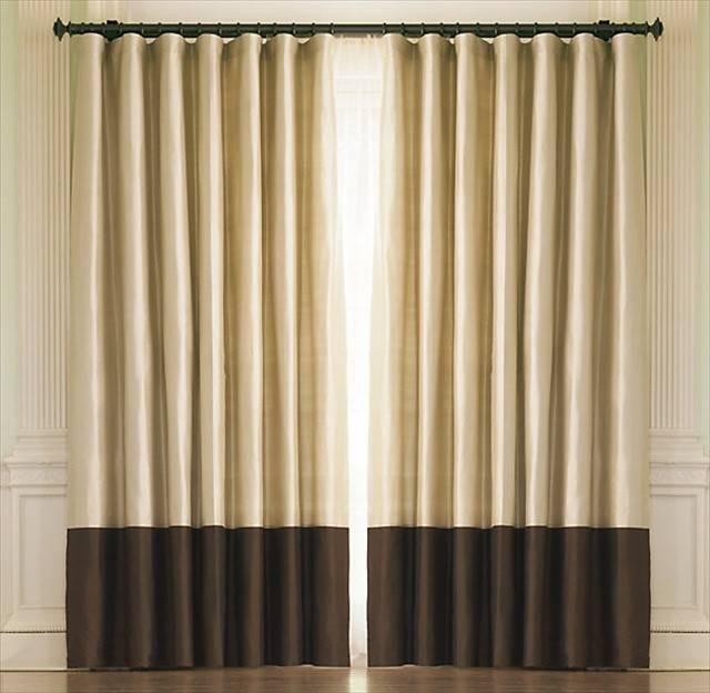 Curtain Styles Living Rooms