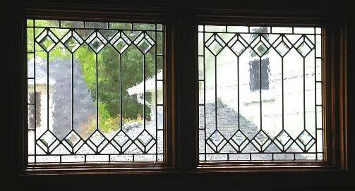 Custom Art Glass New Anderson Windows