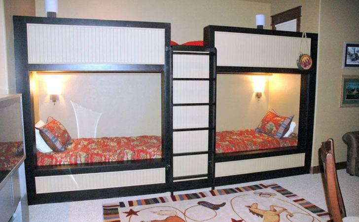 Custom Built Bunk Beds Contemporary Pin