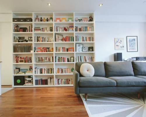 Custom Built Quality Bookshelves Bookcases