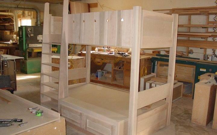 Custom Bunk Beds Bedroom Furniture