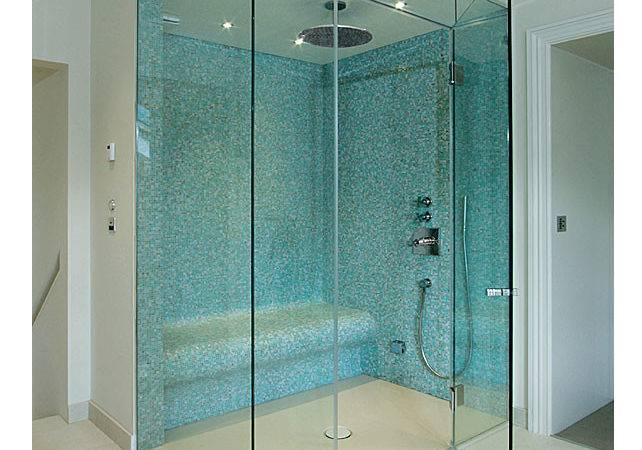 Custom Frameless Glass Shower Doors Sterling Fairfax Virginia