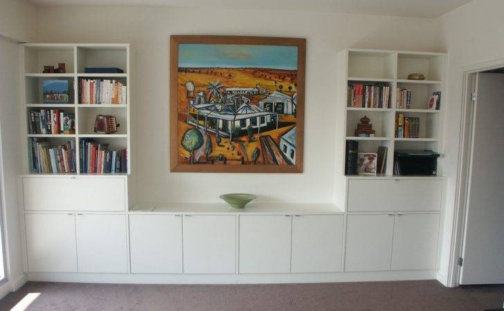 Custom Furniture Built Wardrobes Study Office Wall Units