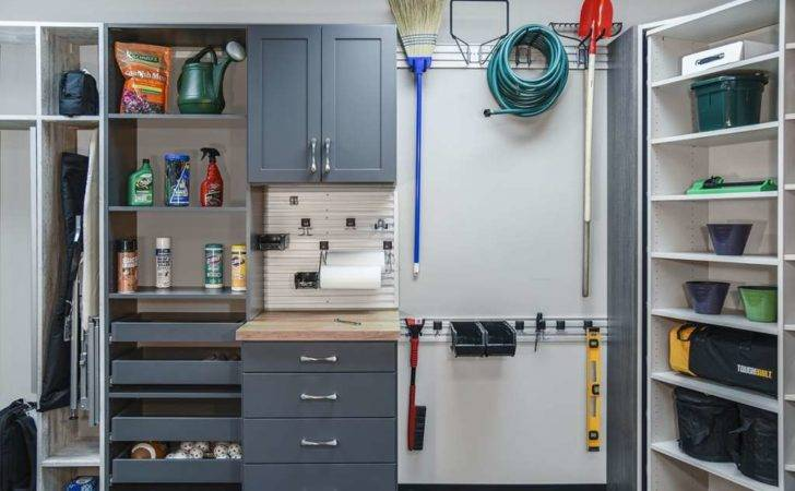 Custom Garage Storage Solutions Closet Concepts