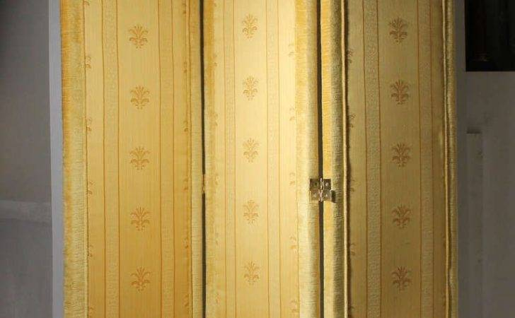 Custom Hollywood Regency French Style Screen Room Divider Sale