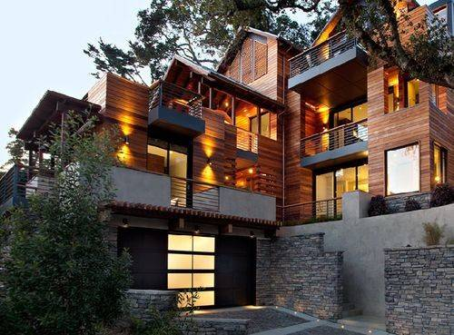 Custom Home First Leed Platinum Homes Certified House