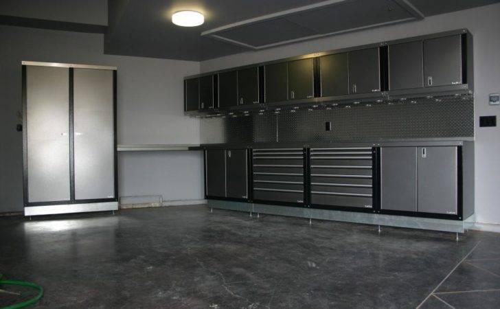 Custom Interior Garage Designs