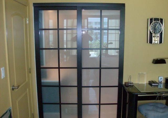 Custom Interior Glass Room Dividers Traditional Bathroom