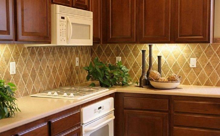 Custom Kitchen Backsplash Design Tiles