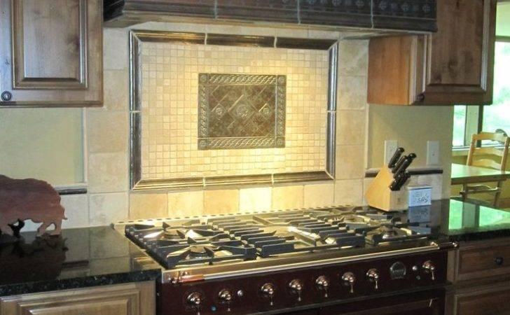 Custom Kitchen Backsplash Home Pinterest