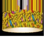 Custom Lampshade Customised Personalised Pop Art