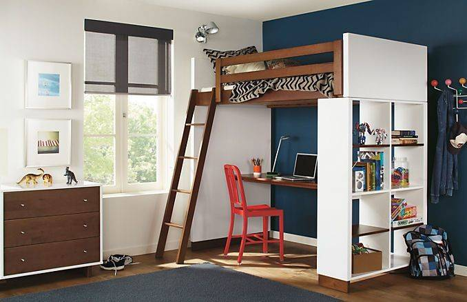 Custom Loft Beds Adults Woodworking Projects Plans