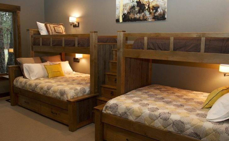 Custom Made Built Bunk Beds