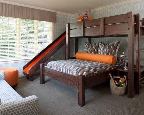 Custom Made Bunk Beds Ideas Remodel Decor