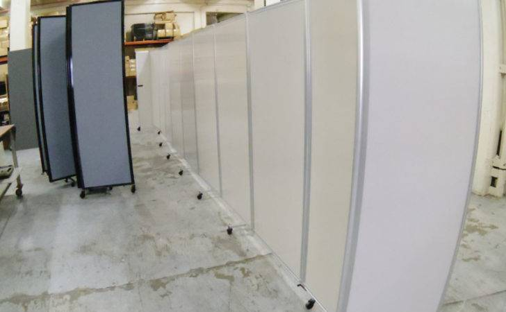 Custom Made Room Dividers Any Application Portablepartitions