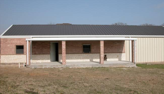 Custom Metal Homes Texas