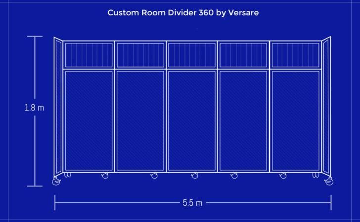 Custom Mosque Room Divider