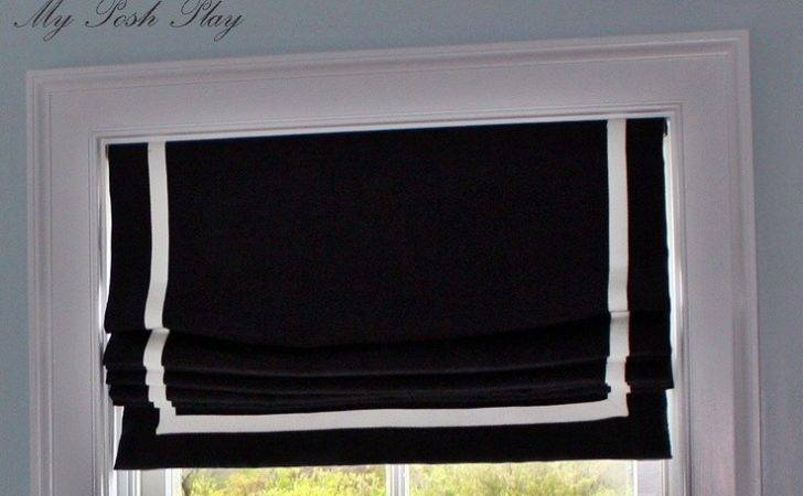 Custom Nautical Roman Shade Careytrudeau Etsy