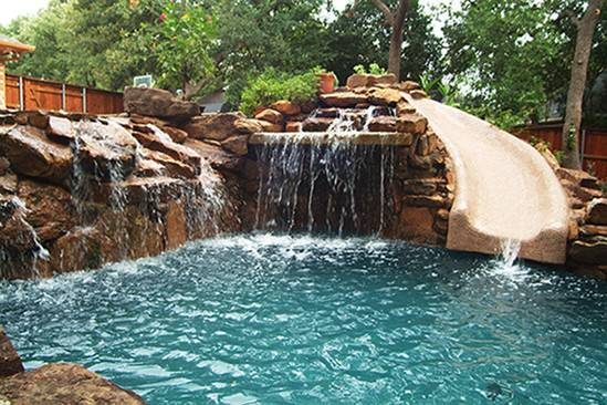 Custom Pool Designs Features Options Outdoor Living