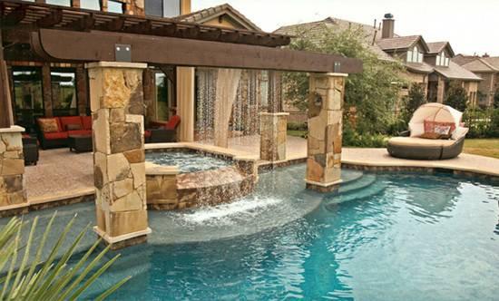 Custom Pool Layouts Designs