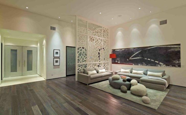 Custom Room Dividers Bedroom Modern Minimal Orange Wall Clocks