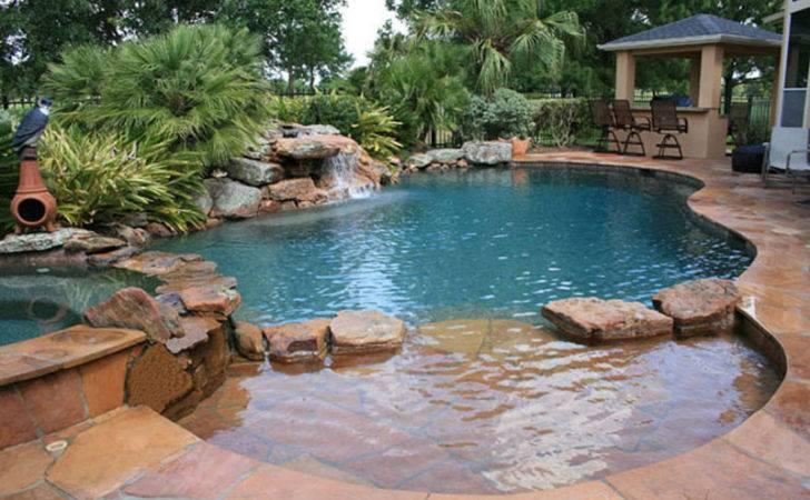 Custom Swimming Pool Designs Pools Design
