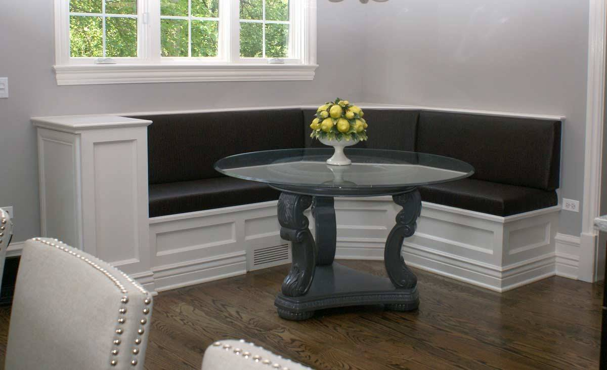 Custom Upholstery Banquettes Seating Spiritcraft