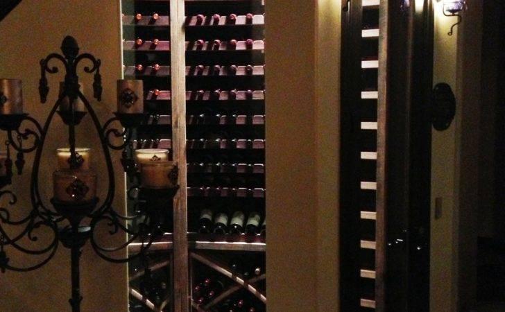 Custom Wine Cellar Design Storing Client Collection